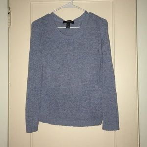 H&M blue sweater